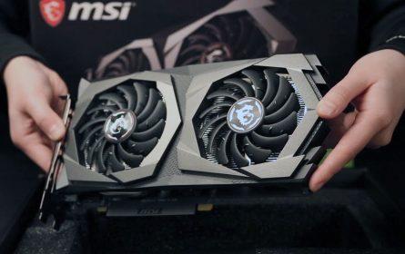 Predstavljamo GeForce GTX 1650 D6 seriju - Gaming, Ventus, Aero i Low Profile