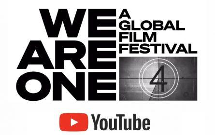 ''Globalni filmski festival: We Are One'' na YouTube