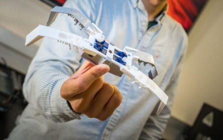 Insekt-roboti iz 3D štampača