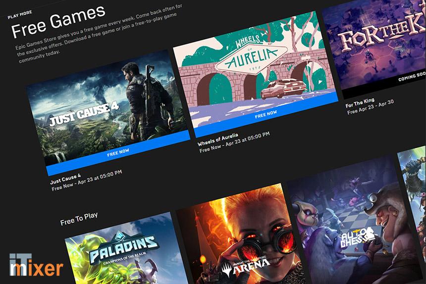 Just Cause 4 besplatno na Epic Games Store