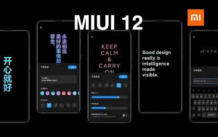 Pogledajte šta nam donosi MIUI 12 OS