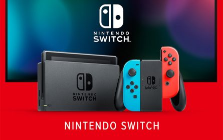 Nintendo Switch konzole