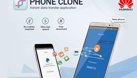 Pogledajte kako da brzo prebacite aplikacije sa starog na novi Huawei telefon