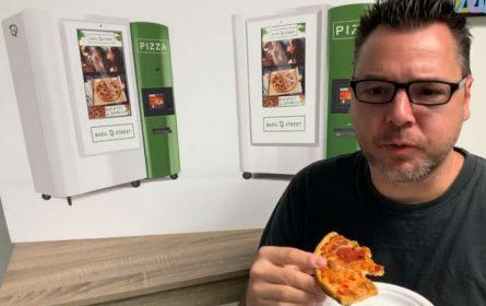 Najnoviji izum - pizza automat pomaže u doba koronavirusa