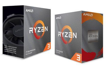 AMD lansira svoje najbrže Ryzen 3 3100 i 3300X procesore za desktop računare