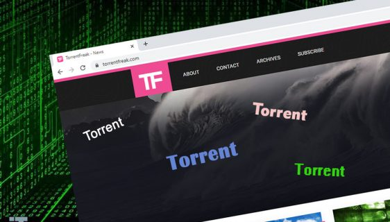 Torrent - Torrentfreak - ilustracija (Foto: IT mixer)