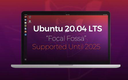 Stigao Ubuntu 20.04 LTS - pet godina besplatne podrške