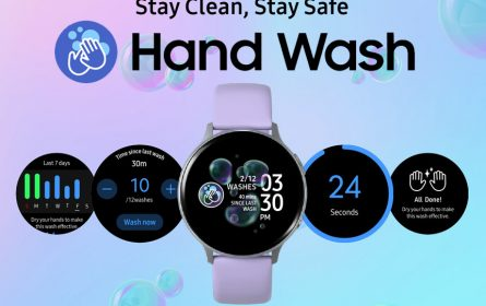 """Samsung sa """"Hand Wash"""" aplikacijom nas podsjeća kako da operemo ruke"""