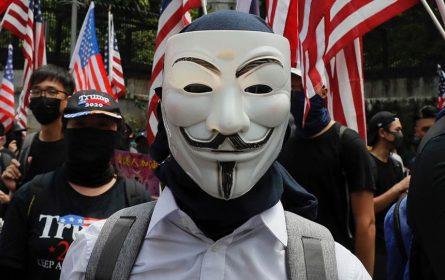 Anonymous grupa oborila internet stranicu Policijske uprave Mineapolis?
