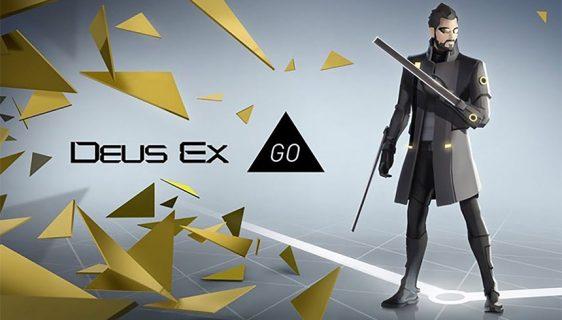 Deus Ex Go trenutno besplatan za korisnike iOS i Android uređaje