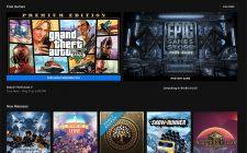 Epic Games Store GTA 5