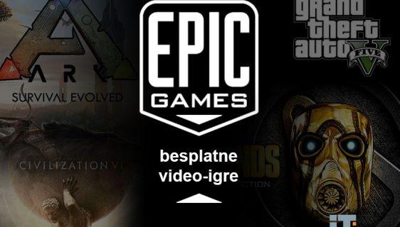 Epic Games: Četiri nove video-igre potpuno besplatno?