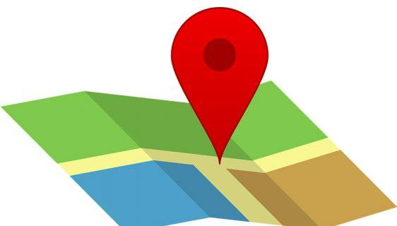 Google mape - lokacija