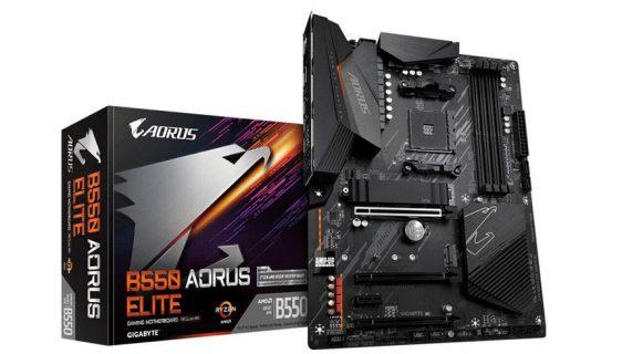 Gygabyte B550 Aorus Elite matična ploča