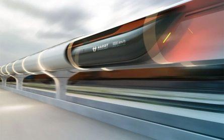 Vozom od Amsterdama do Pariza za samo 90 minuta (Foto: Hardt Hyperloop)
