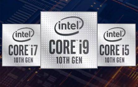 Intel je predstavio procesore desete generacije