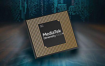 Mediatek predstavio Dimensity 1000+ čipset