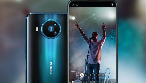 Nokia 8.3 - Prvi Nokijin 5G pametni telefon | Video