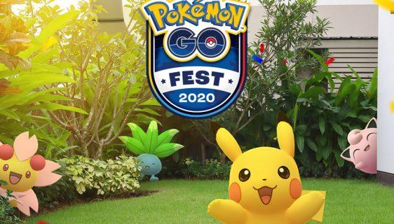 Pokemon Go Fest 2020 biće drugačiji nego prethodnih godina