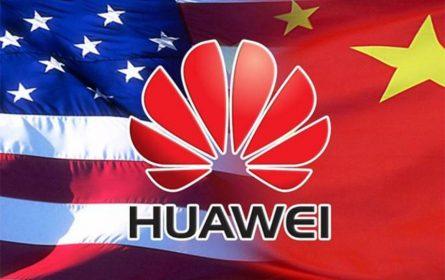 SAD Kina Huawei