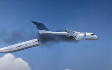 Avion s kapsulom za spas putnika (tereta) tokom katastrofe