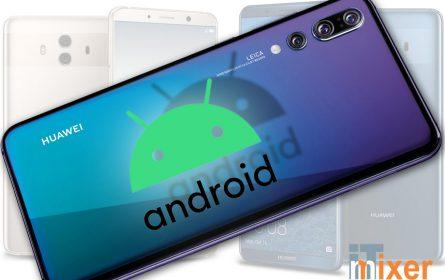 Android 10 stiže za Huawei P20 Pro i Mate 10