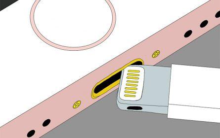 iPhone Lighting Port (Foto: Wikimedia Commons)