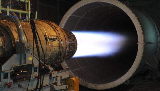 Mlazni motor na električnu energiju iz Wuhana
