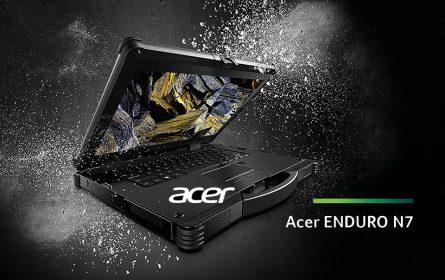 Acer predstavio Enduro N3 - super otporni laptop za rad na terenu