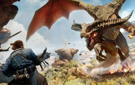 Dragon Age igra