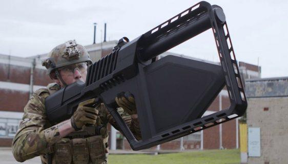 Evropske policije uvode u naoružanje DroneGun Tactical