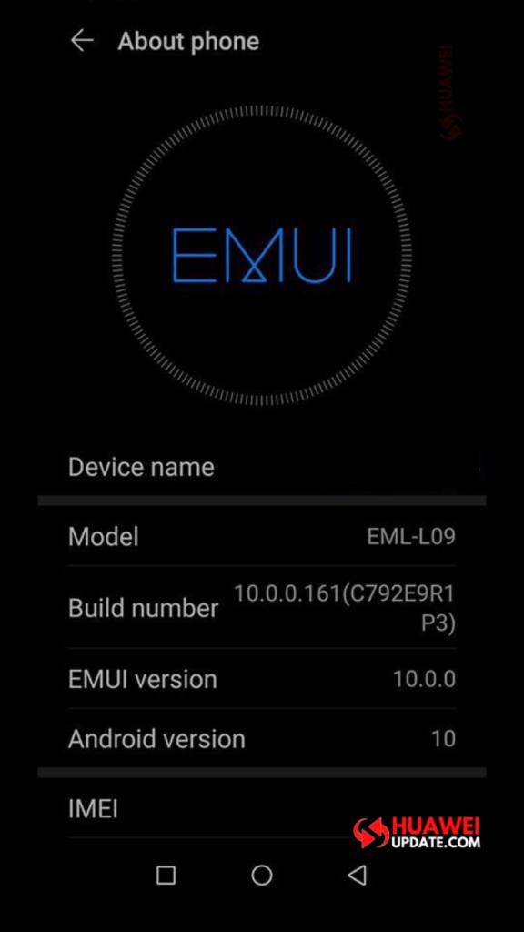EMUI 10 i AEMUI 10 i Android 10 za Huawei P20 u Kanadindrodi 10 za P20 u Kanadi