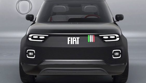 "Automobil FIAT Centoventi postao ""Najbolji koncept automobil"" za 2019"