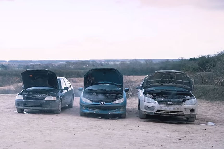 Motor bez ulja: Pogledajte čija je tehnologija bolja - Ford, Honda ili Peugeot?