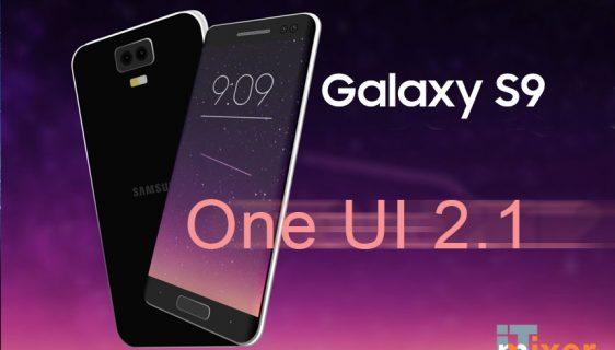 Stiže One UI 2.1 - posljednje veliko ažuriranje za Galaxy S9 i S9+