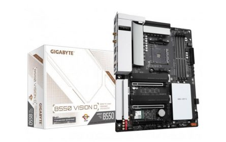 Matična ploča Gigabyte B550 Vision D