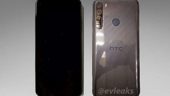 Pojavila se prva fotografija HTC Desire 20 Pro koja otkriva dizajn telefona