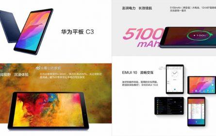 Huawei MediaPad C3 tablet