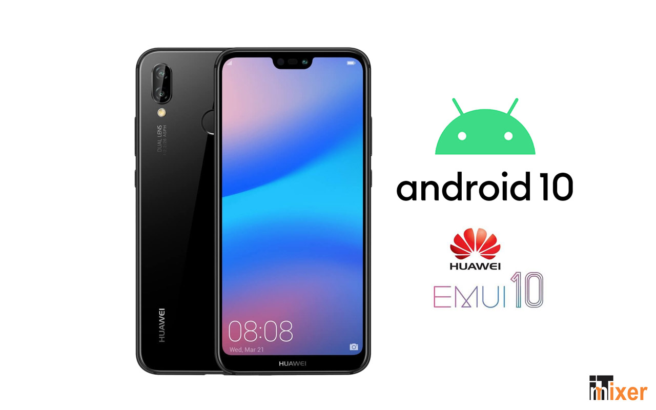 Huawei P20 Android 10 Emui 10