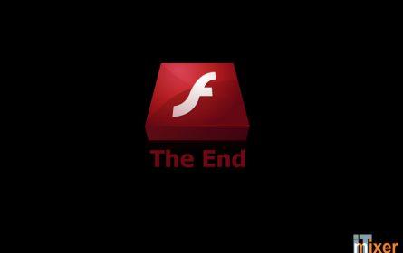 Kraj za Adobe Flash