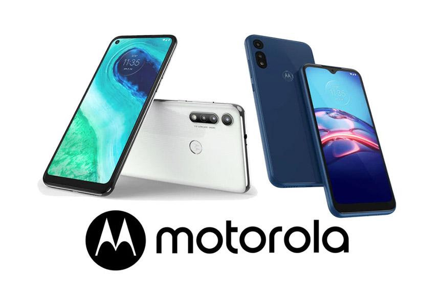 Motorola Moto E i Moto G Fast