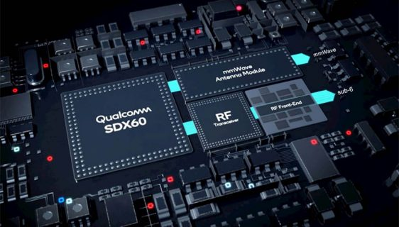 Qualcomm Snapdragon X60 5G