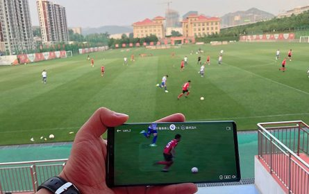 Huawei testira aplikaciju za praćenje utakmice iz svakog ugla u realnom vremenu