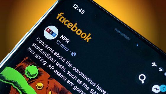 Pogledajte kako izgleda Dark Mode za Facebook na smartfonima