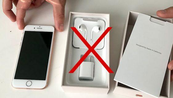 Novi iPhone dolazi u pakovanju bez punjača i slušalica?