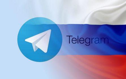 Rusija ukinula zabranu korišćenja aplikacije Telegram