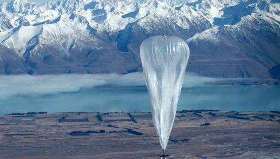 Prva komercijalna primjena balonskog interneta u Keniji