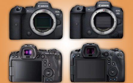 Canon predstavio EOS R5 i EOS R6 – vrhunski digitalni fotoaparati bez ogledala