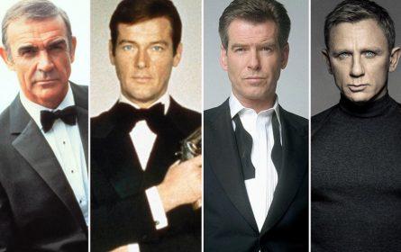 Pogledajte rezultate ankete ko je najbolji Džejms Bond ikada