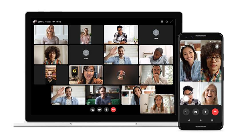 Facebook video konferencije